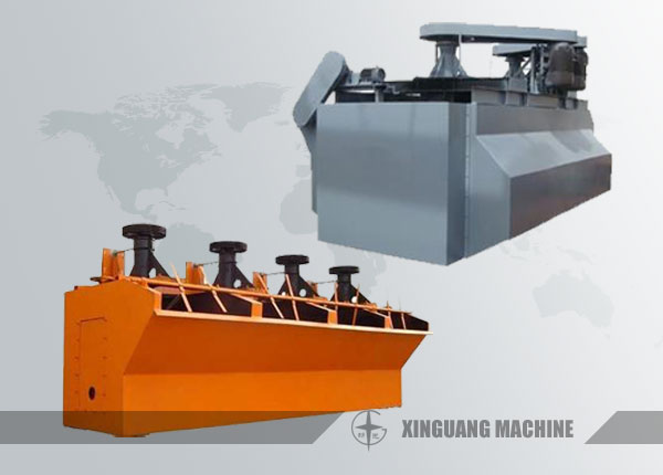 Copper Separation Machine